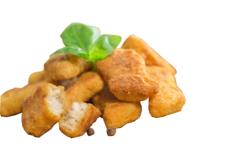 Chicken Nuggets (10 Stk)