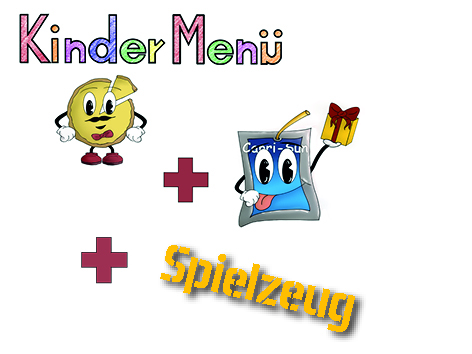 Kindermenü Pizza ø 17cm + Caprisonne
